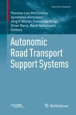 Autonomic Road Transport Support Systems: An Introduction
