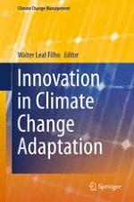 Innovative Approaches to Climate Change Adaptation