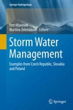 Stormwater Management in Urbanised Areas