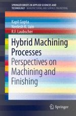 Overview of Hybrid Machining Processes