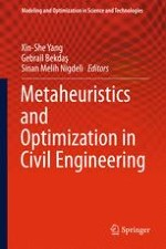 Review and Applications of Metaheuristic Algorithms in Civil Engineering