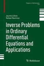 Differential Equations with Given Partial and First Integrals