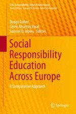 Social Responsibility Education in Turkey