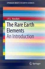 The Rare Earth Elements—A Special Group of Metals