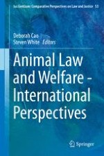 Introduction: Animal Protection in an Interconnected World