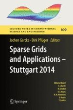 Adaptive Sparse Grid Model Order Reduction for Fast Bayesian Estimation and Inversion
