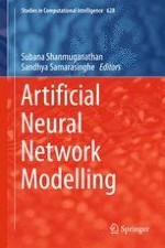 Artificial Neural Network Modelling: An Introduction