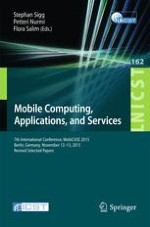 Network Data Buffering for Availability Improvement of Mobile Web Applications