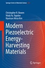 The Piezoelectric Medium and Its Characteristics