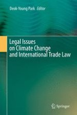 The Interface Between the Trade Rules and Climate Change Actions