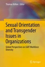 Sexual orientation and gender identity microaggressions in the workplace