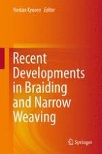 Over-braiding or Overweaving—An Alternative Covering Process