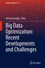 Big Data: Who, What and Where? Social, Cognitive and Journals Map of Big Data Publications with Focus on Optimization