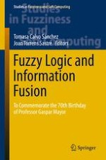 Gaspar Mayor: A Prolific Career on Fuzzy Sets and Aggregation Functions