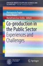 Co-production of Public Services: Meaning and Motivations