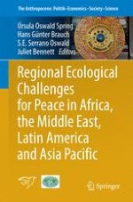 Introduction: Regional Ecological Challenges for Peace in Africa, the Middle East, Latin America and Asia Pacific