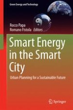 City SmartNESS: the Energy Dimension of the Urban System