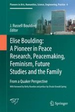 Biographical Information About Elise Boulding