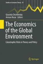 The Economics of the Global Environment—Catastrophic Risks in Theory and Practice