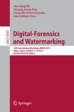 Image Noise and Digital Image Forensics