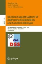 A Decision Support System for Multiple Criteria Alternative Ranking Using TOPSIS and VIKOR: A Case Study on Social Sustainability in Agriculture