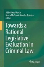 Theoretical and Procedural Aspects of the Evaluation of Public Policies
