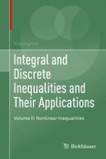 Nonlinear One-Dimensional Continuous Integral Inequalities