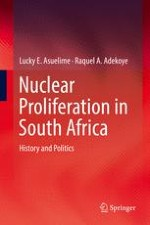 A Conceptual Frame of Nuclear Proliferation in South Africa and the British Nexus