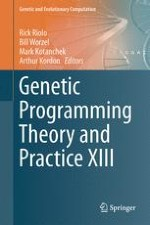 Evolving Simple Symbolic Regression Models by Multi-Objective Genetic Programming