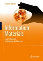 Current Global Challenges, the Concept of Adaptive Architecture, and the Possibilities of Information Materials