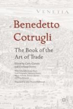 Benedetto Cotrugli, Book of the Art of Trade (Libro del'arte dela mercatura)