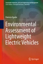 Lightweight Electric Vehicles—A Good Environmental Choice?