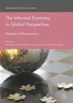 Introduction: Informal Economies as Varieties of Governance