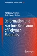 Time-Dependent Fracture Behaviour of Polymers at Impact and Quasi-Static Loading Conditions
