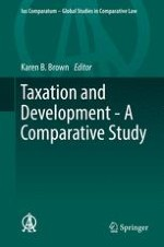 Taxation and Development: Overview