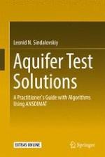 Aquifer Test Solutions | springerprofessional de