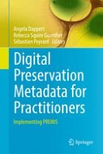 An Introduction to Implementing Digital Preservation Metadata