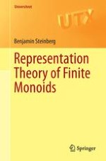 1 The Structure Theory of Finite Monoids