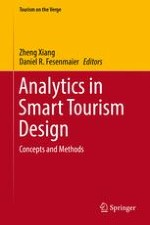 Analytics in Tourism Design