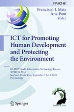 The Role of ICT to Achieve the UN Sustainable Development Goals (SDG)