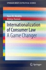 The Internationalisation of Consumer Law: An Emerging Phenomenon