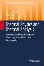 Local Thermal Analysis by Structural Characterization (TASC)