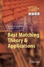 Introduction: Best Matching and Best Match