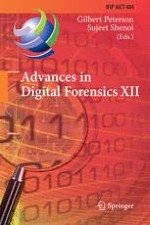 Advances in Digital Forensics XII | springerprofessional de