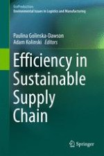 Sustainable Supply Chain in Forming Environmental Macro Responsibility