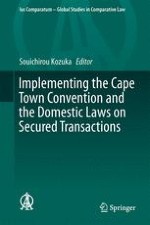Implementation of the Cape Town Convention into and Its Relationship with National Law