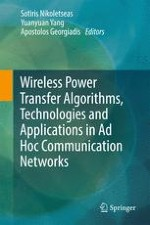 Wireless Power Transfer Algorithms, Technologies and Applications in