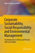 The Corporate Social Responsibility Notion