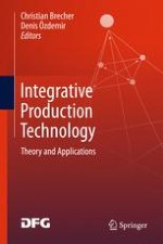 Integrative Production Technology—Theory and Applications