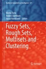 On This Book: Clustering, Multisets, Rough Sets and Fuzzy Sets